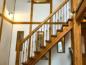 サイエンスホーム・階段